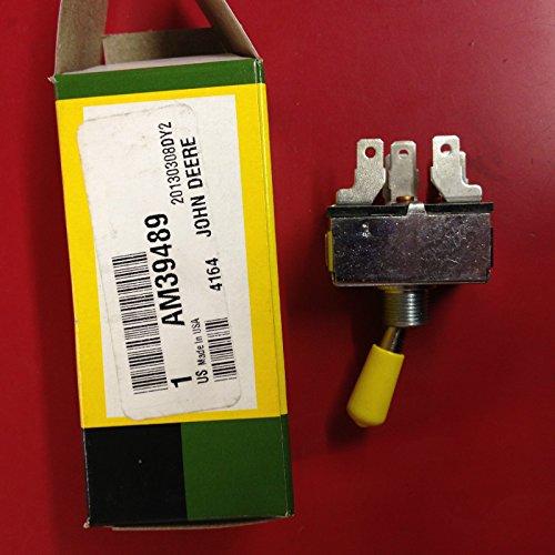 John Deere AM39489 Genuine OEM PTO Switch 240 245 260 265 316 318 322 332 420