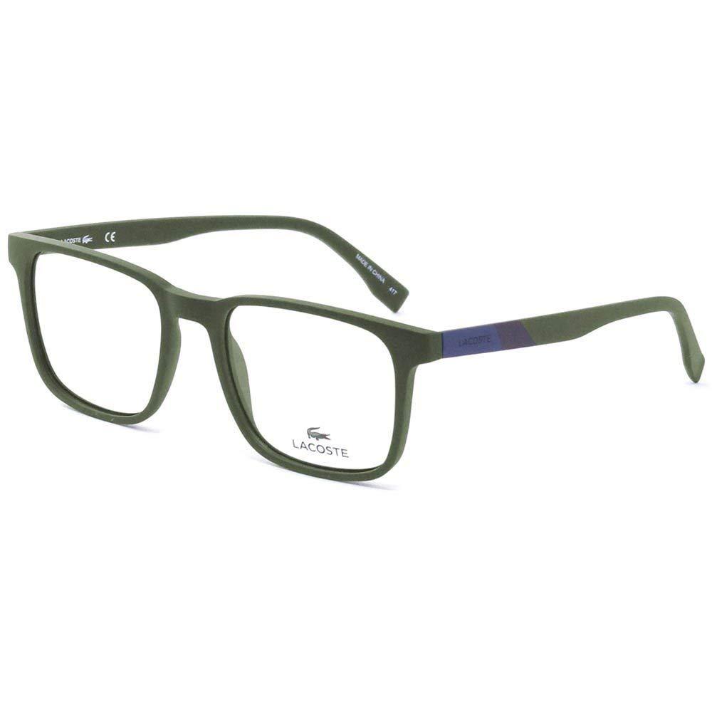 Eyeglasses LACOSTE L 2819 315 MATTE GREEN