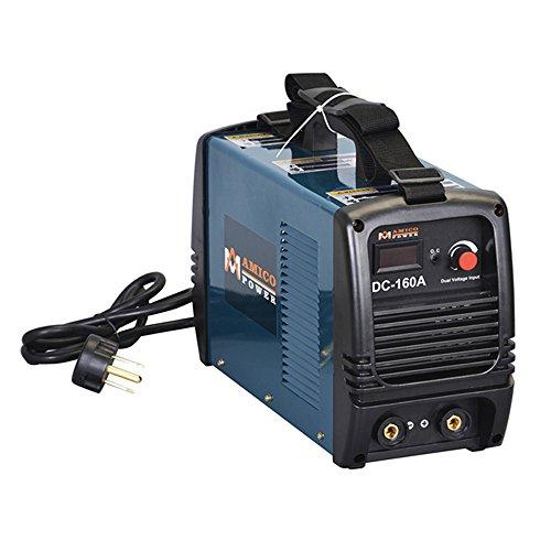 Amico Power - DC Inverter Welder - 110/230V Dual Voltage IGBT Welding Machine - 160 AMP Stick Arc