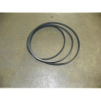 (1) belt for landpride finish mowers 816-116c at2672, fdr1560, fdr1672,  fdr2572