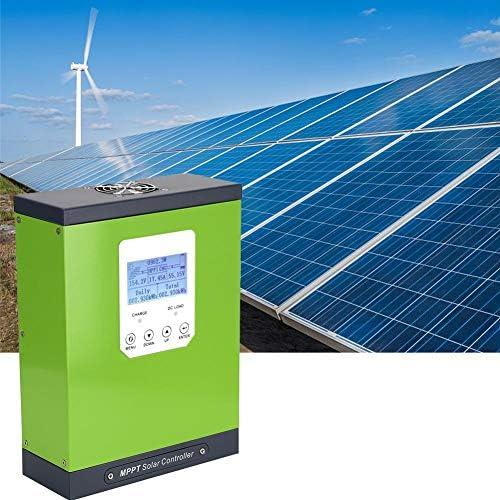 Solarregler, Solarregler mppt, MPPT-Algorithmus Solar Ladung Dreistufiges Laden Es kann mit hoher Spannung eingegeben werden TYC-40IR 3540g 12 V 24V 48V