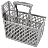 AEG Dishwasher Cutlery Basket Cage & Handle (6 Compartments, Handle & Lid)