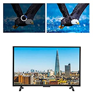 Large Screen Curved TV HDMI Smart 3000R Curvature TV Version 1920x1200 HD 110V,43inch(1)