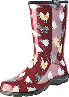 Amazon.com: Sloggers Women&39s Rain and Garden Boot with &quotAll-Day