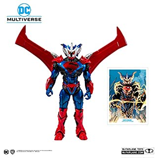 McFarlane Toys DC Multiverse Superman: Unchained Armor Action Figure