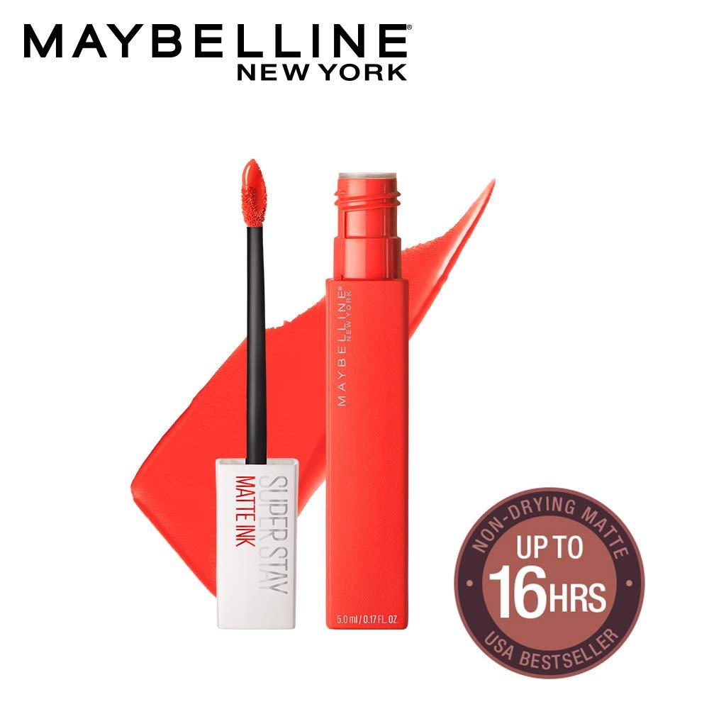 Maybelline-New-York-Super-Stay-Matte-Ink-Liquid-Lipstick thumbnail 21
