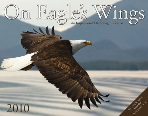 On Eagles Wings 2010 Panoramic Calendar