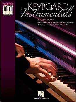 Keyboard Instrumentals (Note-for-Note Keyboard Transcriptions) by Hal Leonard Corp. (2013)