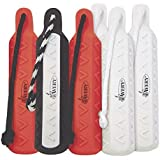 "Avery 2"" Hexa-Bumper Pro Pack (3 White, 2 Orange, and 1 Flasher)"