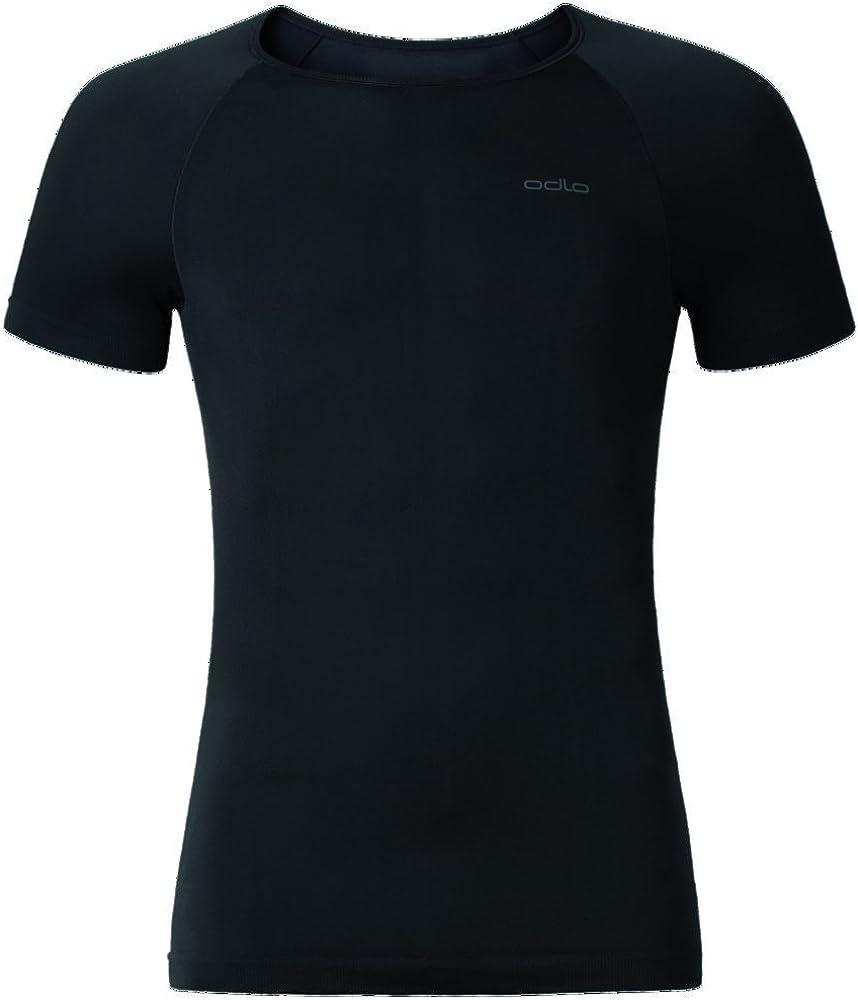 TALLA XL. Odlo Unterhemd Sportswear Shirt Short Sleeve Crew Neck Evolution X-Light - Top Interior térmico para Hombre
