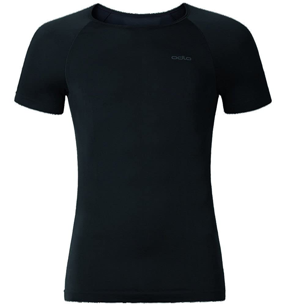 TALLA XL. Odlo Unterhemd Sportswear Shirt Short Sleeve Crew Neck Evolution X-Light - Top Interior térmico para Hombre