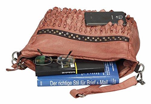 Billy the Kid Reptile Borsa a tracolla pelle 38 cm Rosewood Envío Sin Pre Envío Libre Precio Barato OsFdvjk