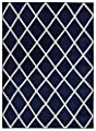 Diagona Designs Contemporary Geometric Moroccan Trellis Design Modern Area Rugs