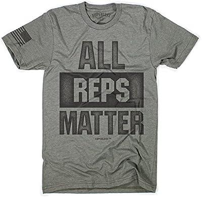 Superluxe™ Mens All Reps Matter T-Shirt