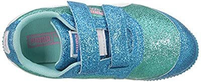 PUMA Steeple Glitz Glam V Kids Sneaker (Toddler/ Little Kid/Big Kid)