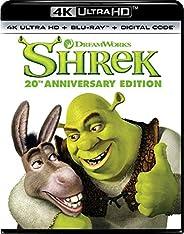 Shrek 4K Ultra HD + Blu-ray + Digital 20th Anniversary Edition - 4K UHD
