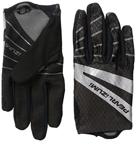 Pearl Izumi - Ride Men's Pro Aero Full Finger Gloves, Black, X-Large