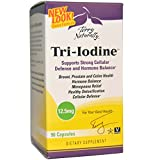 EuroPharma, Terry Naturally, Tri-Iodine, 12.5 mg, 90 Capsules - 3PC