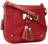 Melie Bianco D2516-Susan Cross Body,Red,One Size
