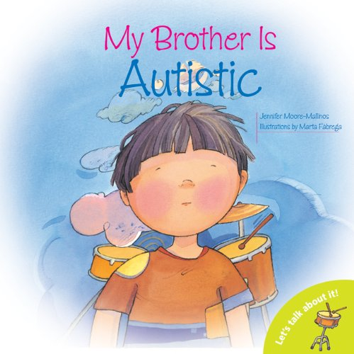 Brother Autistic Lets About Books product image