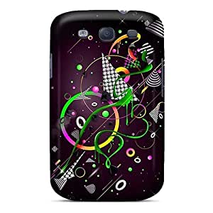 Maria N Young CJOWokf5445eumrw Case For Galaxy S3 With Nice Abstract Party Appearance