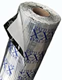 FatMat Self-Adhesive Rattletrap Sound Deadener Bulk Pack with Install Kit - 75 Sq Ft x 80 mil Thick