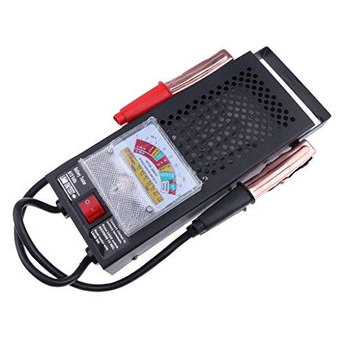 Dolity Battery Load Tester | 6V-12V Volt | Automotive Car Truck Boat Bike 100 Amputo Mechanic Tool