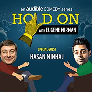 Ep. 8: Hasan Minhaj and the Pursuit of Prom