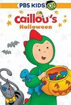 Pbs Kids Halloween Dvd.Amazon Com Caillou Caillou S Halloween Ellen David Movies Tv