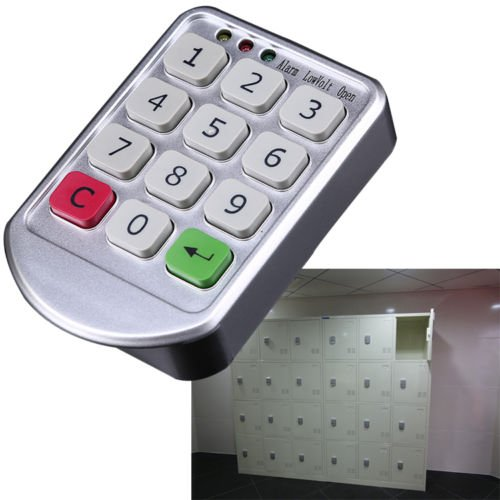 Whosee Electronic Supermarket Cabinets Password product image