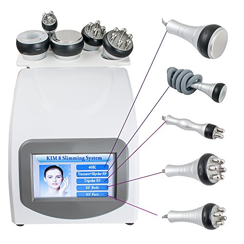 Body Slimming Machine Face & Body Shaping Machine Fat Removal Anti-Aging Wrinkle Removal Skin Tightening Acne Spot Beauty Device (Lipo Light Laser Body Contouring Treatments Reviews)
