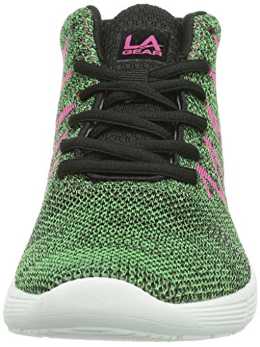 L.A. Gear PACIFIC Damen Sneakers Grün (Green 03)