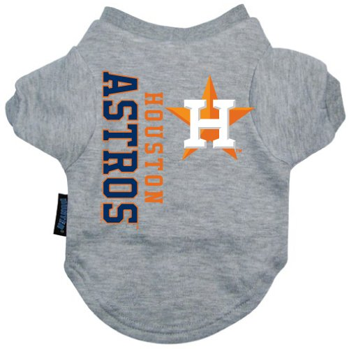 Hunter MFG Houston Astros Dog Tee, Large