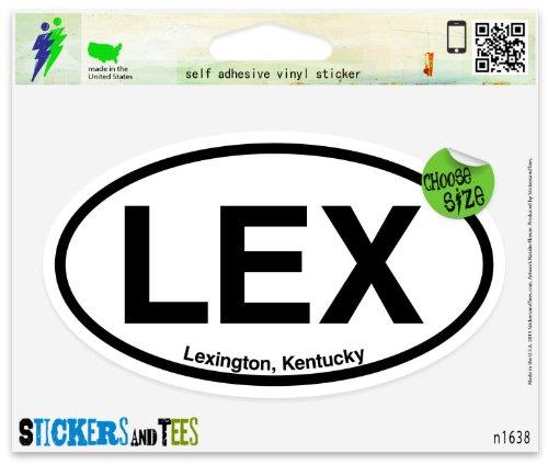 lex-lexington-ky-kentucky-oval-car-sticker-indoor-outdoor-5-x-3