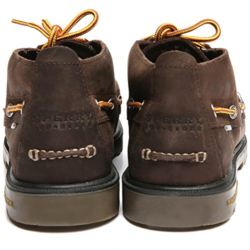 Sperry Chukka Brown Shoes Original Brown Topsider Boot Authentic Waterproof Lug ra1wnrxXCq