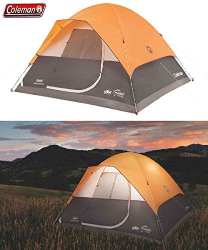 マキシム白雪姫固有のColeman Fast Pitch Dome 6 Person Tent [並行輸入品]