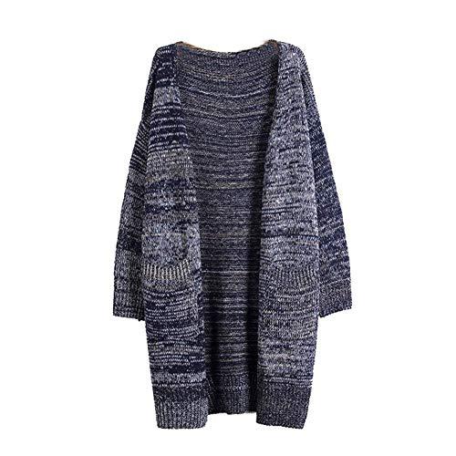 en Femme Manteau Tricot Fashion El Saoye x7Hp11