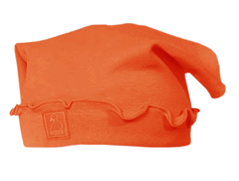 Ergora Babykopftuch Kindermütze Kopftuch Sonnenschutz Strandmütze Beanie Gr. 45/47 bis 51/53 6 Farben