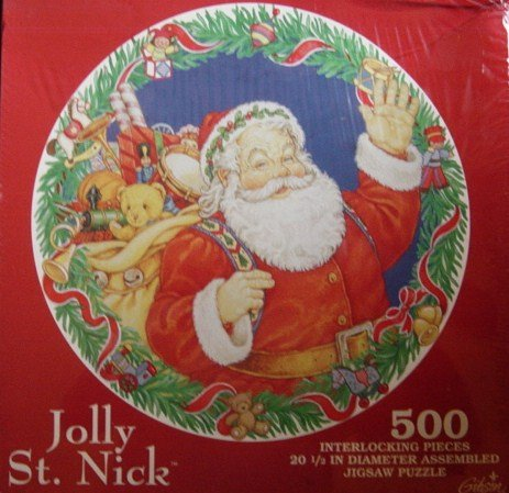jolly-st-nick-500-piece-puzzle-round-shaped