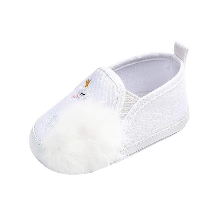 VECDY Zapatos Bebe Niña, Moda Suave Zapatos 2019 Recién Nacido ...
