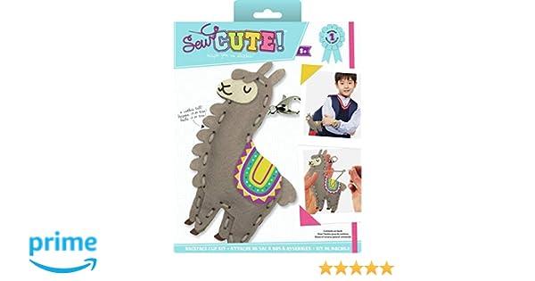 Colorbok 74299 Sew Cute Mini Unicorn Multi-Colored