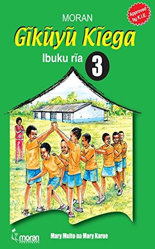 Gĩkũyũ Kĩega: Ibuku rĩa 3 (Swahili)