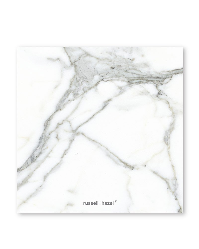 Marble Memo Adhesive Notes by RUSSELL+HAZEL