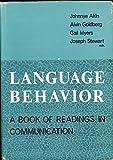 img - for Language Behavior book / textbook / text book