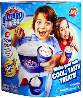 the-dq-dairy-queen-exclusive-blizzard-maker-with-1-extra-refill-pack
