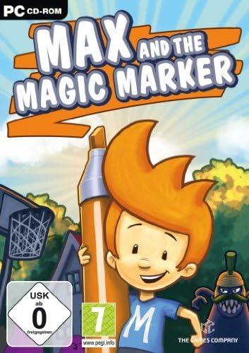 Max & the Magic Marker [Importación alemana]: Amazon.es ...
