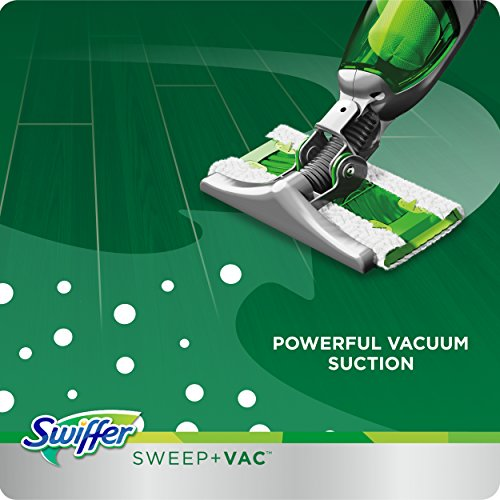 Swiffer Sweep And Vac Vacuum Cleaner For Floor And Carpet
