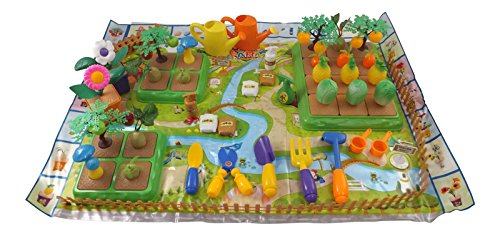 Review Create-Your-Own Farm Building Playset