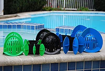 AquaLogix Total Package - All Purrpose Bells, High Speed Bells, Max Resistance Bells, High Speed Fins and Max Resistance Fins - Complete Pool Exercise Workout Set - Includes Online Demonstration Video