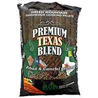 Green Mountain Grills Premium Blend Pellets 28 LB Bag made by  epic Green Mountain Grills